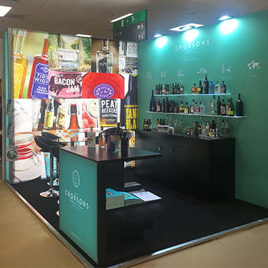 Exhibition Stand Organisers : Positive images